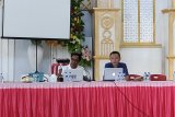 Rapat Pleno Kevikepan Tombulu di Paroki BHKY Rumengkor