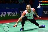 Menang mudah atas Vittinghus, Jojo ke perempat final Blibli Indonesia Open 2019