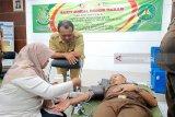 Peringati HUT Adhyaksa ke-59, jaksa di Bartim donorkan darah