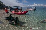 Obyek wisata pantai Tanjung Karang