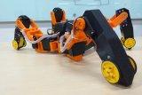 Mahasiswa kembangkan robot penyelamat