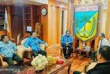 Gubernur Longki puji kinerja mantan Kepala Perwakilan BI