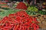 Harga sayur di Agam naik karena hujan