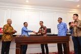 Pemprov Sulsel resmi kelola Jalan Tanjung Bunga dan lahan Stadion Barombong