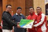 Atlet Indonesia di ASG 2019 dijamin  BPJS Ketenagakerjaan