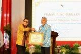 Pemkab Sleman meraih penghargaan Kawasan Berbudaya HKI dari Kemenkumham