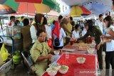 Kemeriahan perayaan HUT Palangka Raya disuguhkan untuk masyarakat