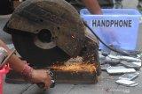 Polisi Pekanbaru  tangkap pelanggar lalulintas bawa 889 ekstasi