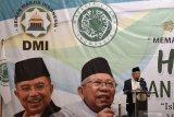 Maruf Amin menegaskan Islam rahmatan lil alamin adalah Islam moderat