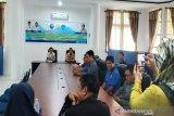 Implementasi Inpres RAN P4GN, BNNP Sosialisasi bahaya narkoba diberbagai instansi