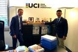 Jabatan akan berakhir, Okto melaporkan kegiatan ke UCI