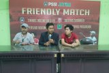 Sepak bola-Timnas U19 menang lawan Persibo Bojonegoro 2-1