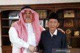 Raja Salman undang kakek 94 tahun tunaikan ibadah Haji ke Tanah Suci