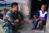 Cerita nenek Tio terharu bertemu dengan prajurit TNI