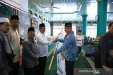 Tim medis Dharmasraya dampingi calon haji hingga ke Embarkasi Padang