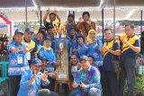 Waykanan raih juara umum pada  Pekan Daerah Kontak Tani Nelayan Andalan ke XVI  di Lampung Selatan