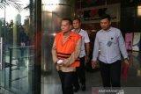 KPK tahan empat tersangka kasus suap RAPBD Jambi
