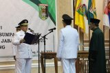Gubernur Arinal lantik Zaiful Bokhari sebagai Bupati Lampung Timur