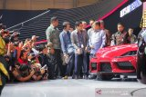 Wapres sambangi anjungan Toyota, langsung lirik Yaris Sport