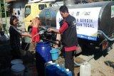 ACT guyur 14.000 liter air kepada warga Tegal terdampak kekeringan