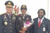 Perempuan pegunungan Papua dilantik jadi perwira Polri