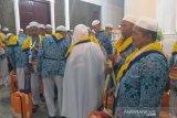 Calon haji Serdang Bedagai berhaji dengan dana pensiun