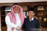 Raja Salman undang kakek 94 tahun naik haji ke Tanah Suci