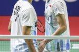 Fajar/Rian atasi hambatan teknis di babak pertama China Open 2019