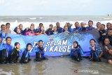Penyelaman massal di Manado, lima Polwan Polda Kalsel ikut