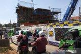 Pembangunan jalan layang senilai Rp97 miliar di Bogor terhambat