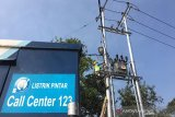PLN tuntaskan pemasangan jaringan listrik 145 desa di Rohul