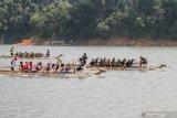 11 negara ikuti Festival Perahu Naga di Danau Rusa Kampar