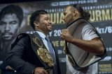Manny Pacquiao raih gelar WBA kelas welter super