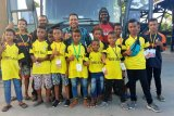 Sepak bola - SSB Black Stars Biak ikut piala Menpora di Jayapura