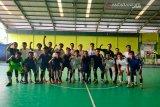 Juara empat nasional Cabor Futsal, di raih IAIN Palu pada Pionir IX