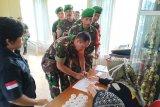 Satgas karhutla Ogan Komering Ulu  gelar tes urine