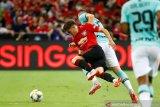 Gol semata wayang Greenwood bantu Manchester United tumbangkan Inter Milan