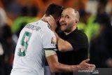 Dipuji pemain Aljazair, Belmadi menolak