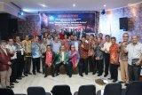 Jimmy Lumban Gaol kembali pimpim DPD Forum Bangso Batak Sumsel