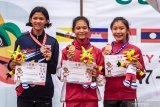 Hari kedua, kontingen Indonesia menyodok ke puncak klasemen ASG 2019