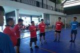 Tim pra PON futsal Sumbar jajal kekuatan di Turnamen Rhafely Specs Cup