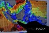 BMKG sebut fenomena MJO sebabkan hujan ringan di Yogyakarta