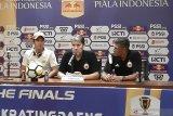 Persija puas raih kemenangan laga pertama final Piala Indonesia