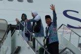 JCH kloter 15 Embarkasi Palembang mayoritas berisiko tinggi