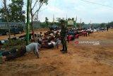 TNI tanamkan jiwa patriotisme kepada ratusan Pramuka Saka Wira Kartika