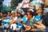Ikut kampanye tolak penggunaan plastik, Kaka: mengurangi dimulai dari diri sendiri