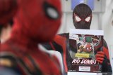Sekuel 'Spider-man: Into The Spider-verse' akan tayang April 2022