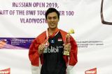 Shesar Hiren Rhustavito juarai Russian Open 2019