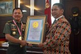 Penghargaan Leprid untuk Mayjen TNI Terawan