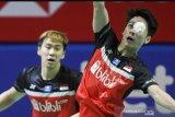 Marcus/Kevin pertahankan gelar Indonesia terbuka